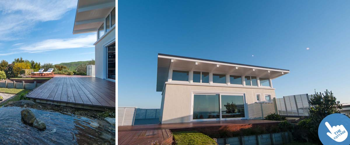 fawc Hawkes Bay, luxury seaside cottage accommodation